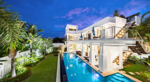VIP Villas Pattaya Palm Oasis Jomtien Beach