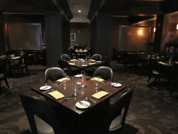 Melrose Georgetown Hotel's Jardenea Restaurant