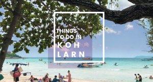 Adventure Activities in Koh Larn