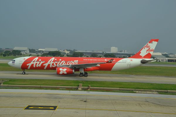 AirAsia X at Don Mueang International Airport