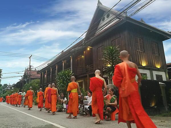Ancient Luang Prabang Hotel
