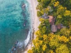 Beach in Sri Lanka