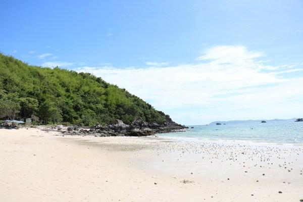 Beaches in Ko Laan, Thailand