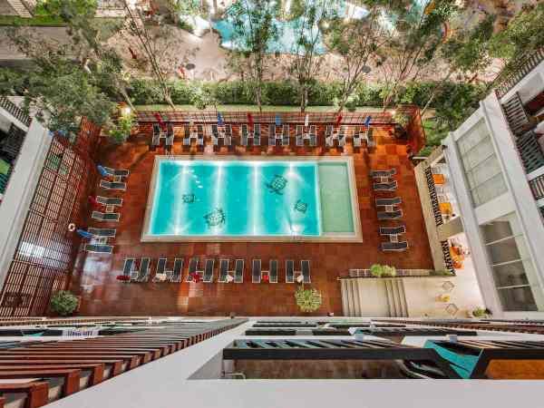 Ibis Pattaya Pool