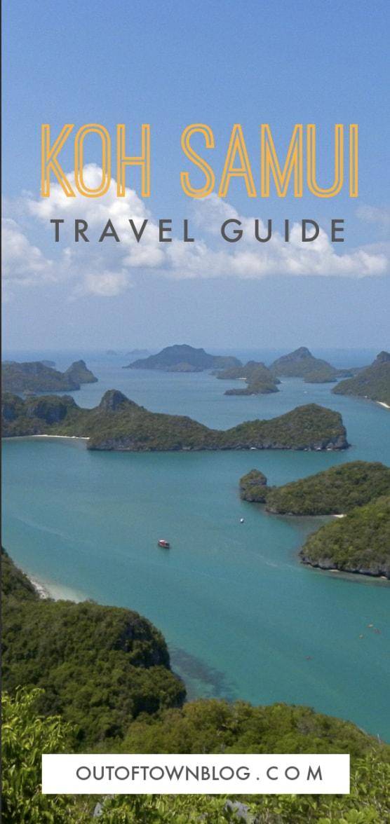 Koh Samui Travel Guide & Tourist Information