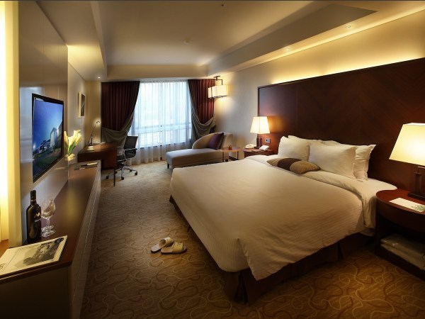 Koreana Hotel in Seoul