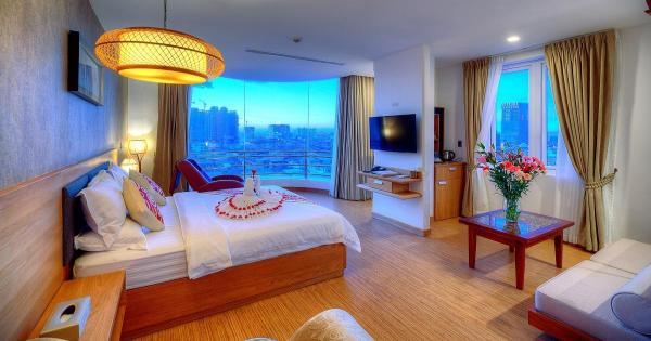 Orussey One Hotel and Apartment Phnom Penh