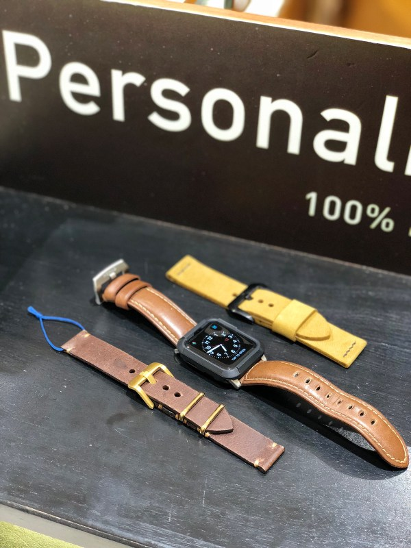 Hunter Tradition Philippine Made Customized Apple Watch Bands Out