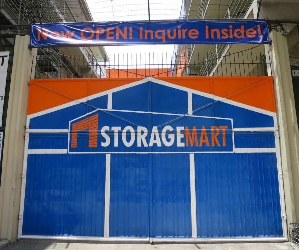 StorageMart Front Gate