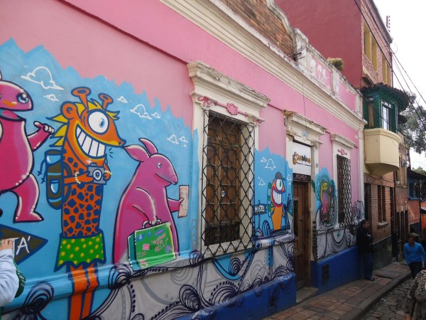 Street art - Things To Do And See In Bogota
