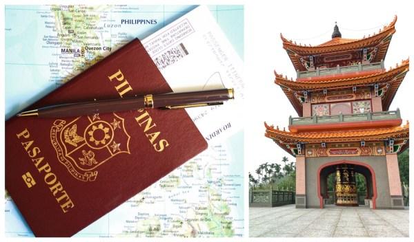 Taiwan extends visa-free travel for Philippine Passport holders