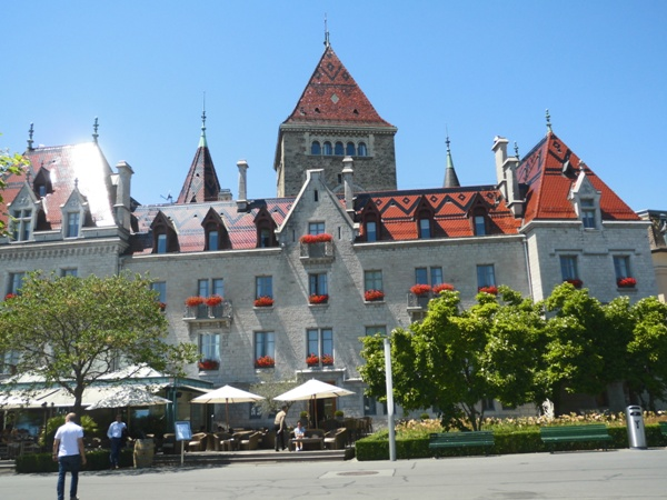 Chateau Ouchy