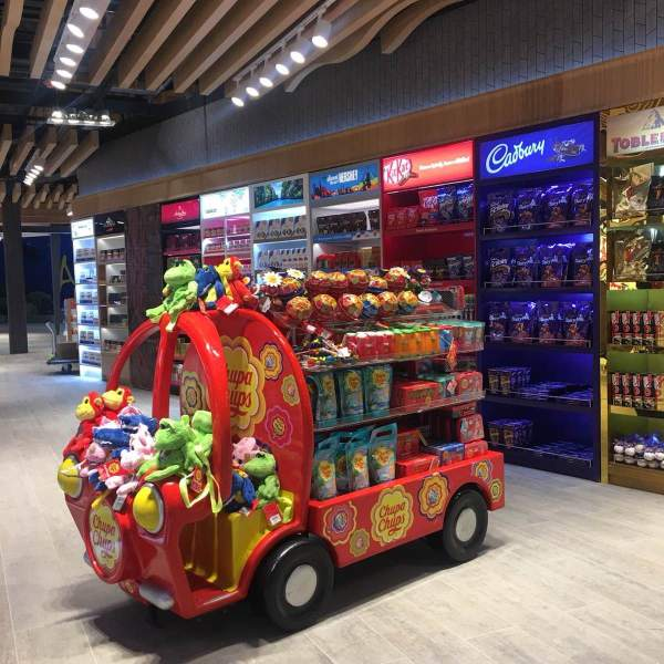 Chocolates at Cebu Duty Free Shop