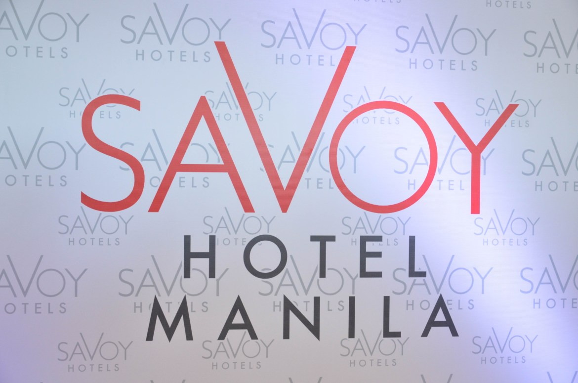 Savoy Hotel Unboxing