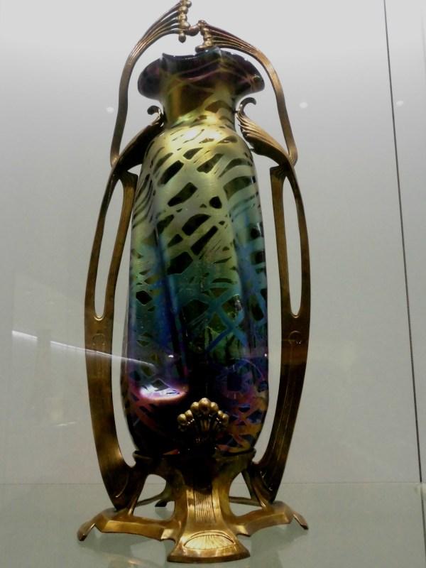 Exhibit glass museum Swidnice