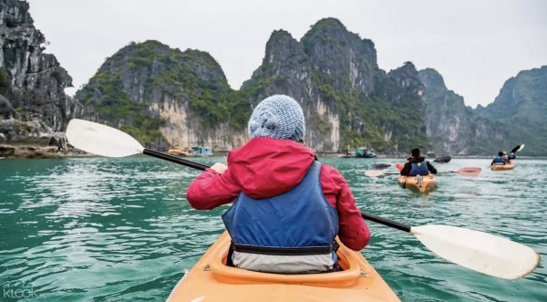Halong Bay Cruise and Cat Ba Island Tour photo via KLOOK