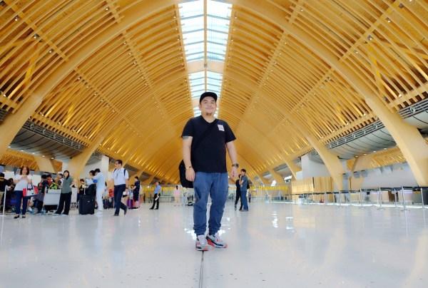 Instagram Worthy Airport