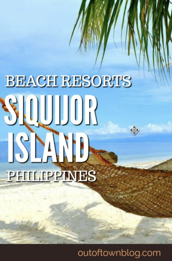 List of the Best Beach Resorts in Siquijor