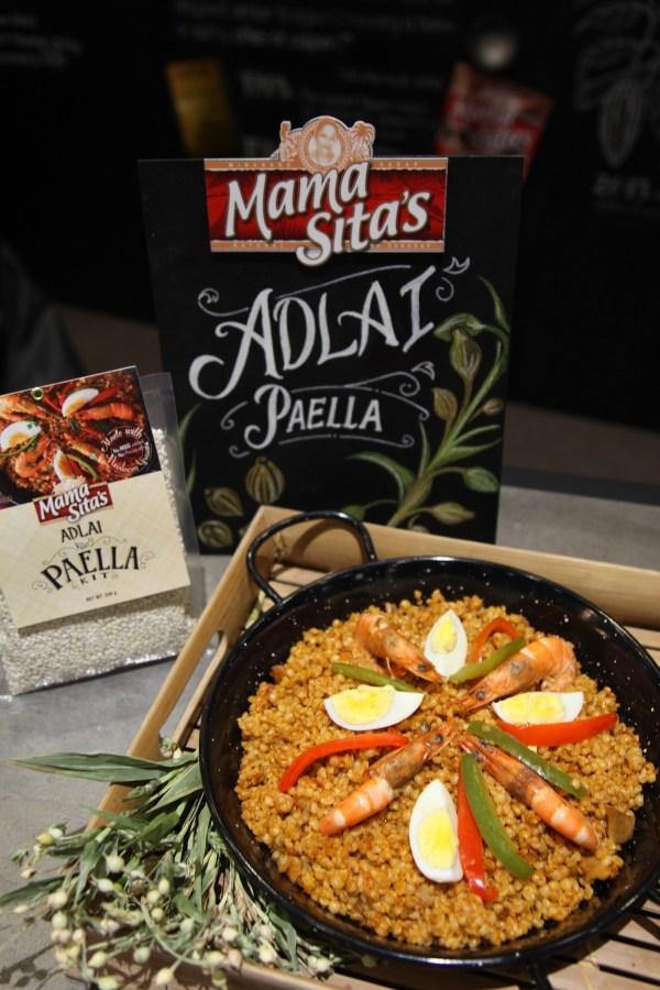 Mama Sita's Adlai Paella