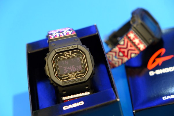National G-shock winner