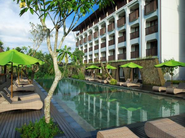 Poolside of Element by Westin Resort in Bali Ubud