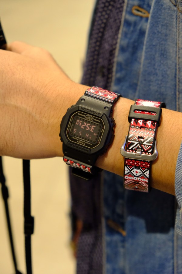 Proudly Pinoy G-shock Design
