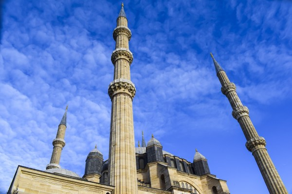 Selimiye Mosque in Turkey