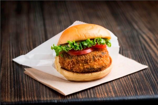 Shake Shack Shroom Burger