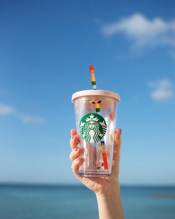 Starbucks ban.do 16oz Icons Cold Cup