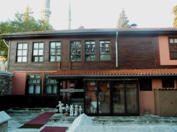 Tasodalar Building and veranda