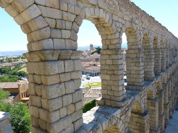 The Roman Aqueduct of Segovia
