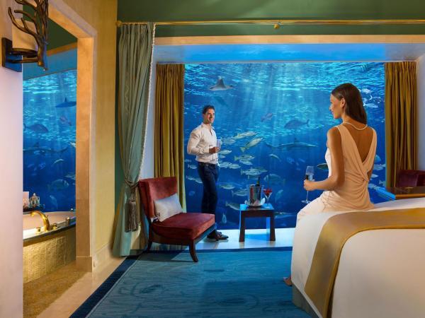 Underwater Suite Atlantis The Palm Dubai