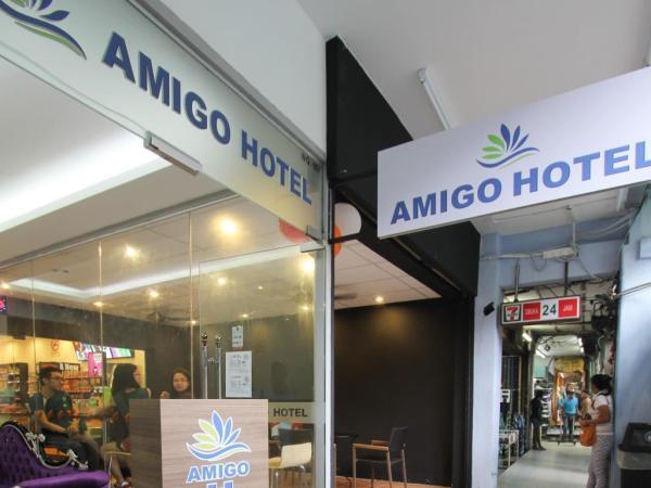 Amigo Hotel in KL