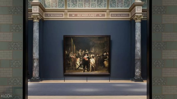 Dutch Masters Art Tour Amsterdam photo via KLOOK