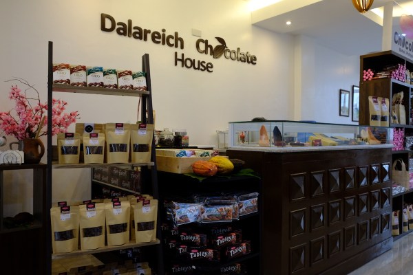 Export Quality Chocolate Products from Dalareich Chocolate House in Tagbilaran Bohol