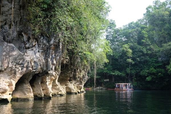 Golden River in Basey Samar