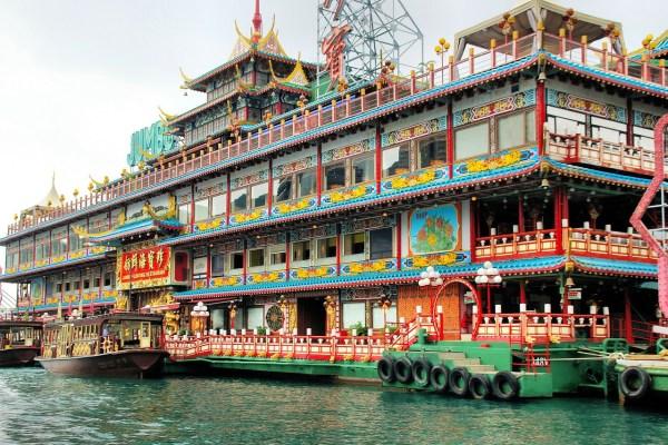 Hong Kong Jumbo Kingdom Floating Restaurant