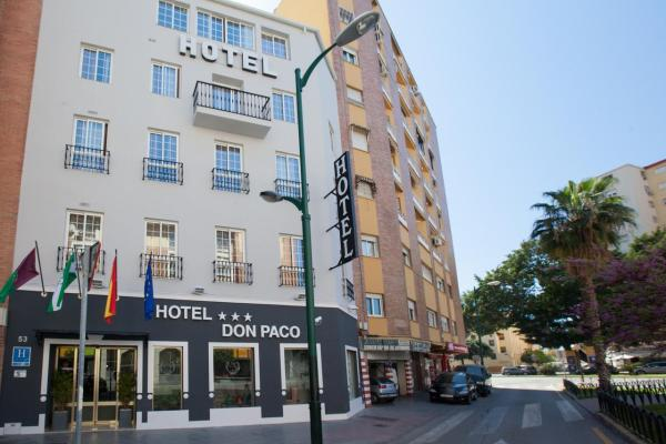 Hotel Don Paco Malaga