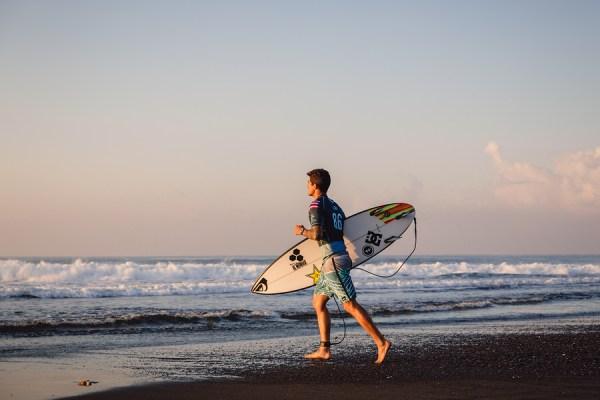 Keramas Beachin Bali