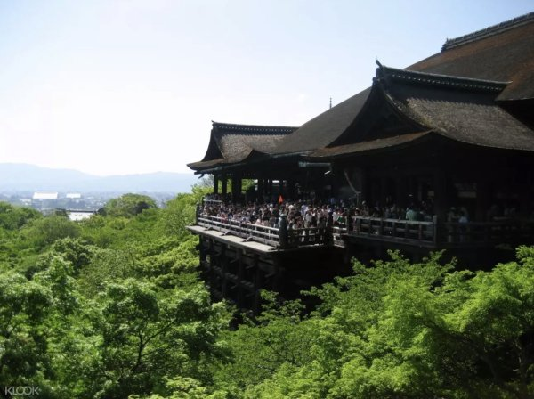 Kyoto Perfect Day Tour photo via KLOOK