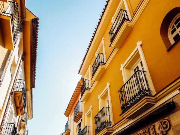Malaga Spain by Zach Rowlandson via Unsplash