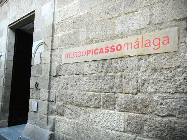 Museo Picasso Malaga photo by Llecco via Wikipedia CC