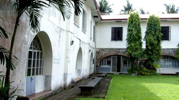 Museo del Seminario Conciliar de Nueva Caceres photo by Ringer via Wikipedia CC