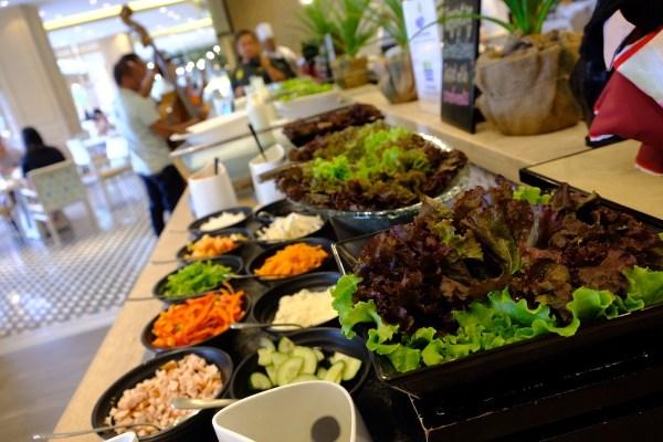 Salad Bar Veranda
