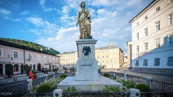 Salzburg Day Tour from Munich photo via KLOOK