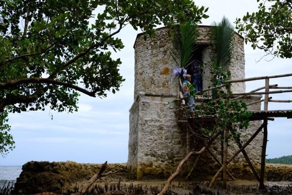 Spanish Watchtower in Laoay Bohol