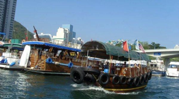 Unseen Hong Kong Tour photo via KLOOK