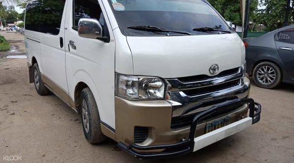 Van Transfers betweenPuerto Princesa andEl Nido Photo via KLOOK