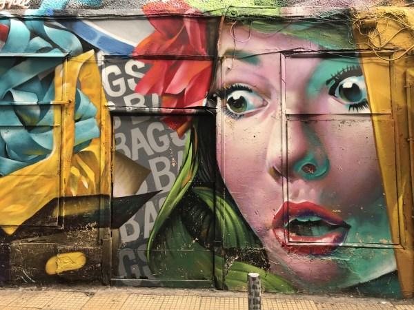 Athens Street Art