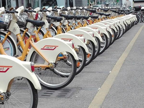 Bike Rental in Milan
